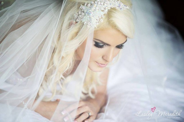 Embellished Hair Accessory for Brides