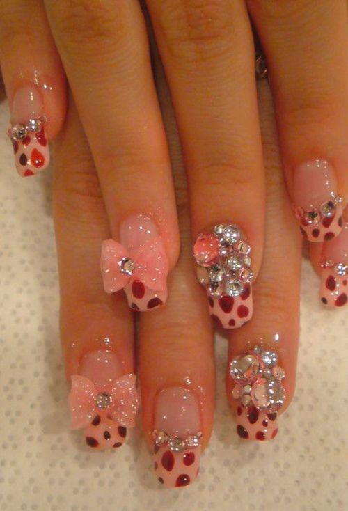 14 Lovely Nail Designs for Your Kids\' Birthday Party - Pretty Designs