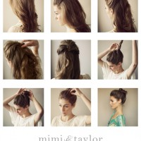 Fabulous Top Bun Tutorial