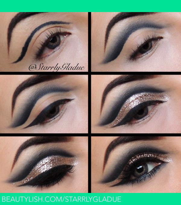 20 Beautiful Makeup Tutorials for Blue Eyes - Pretty Designs