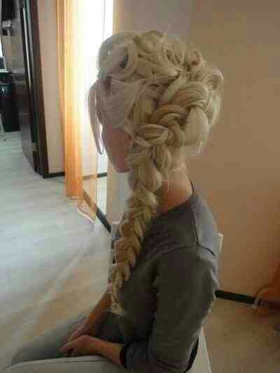 Frozen-inspired Braid