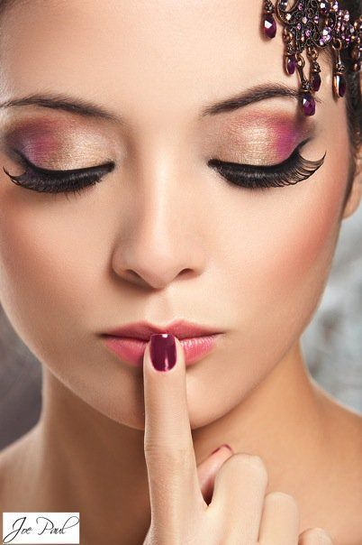 25 Beautiful Pink Eye Makeup Looks For 2020 Pretty Designs