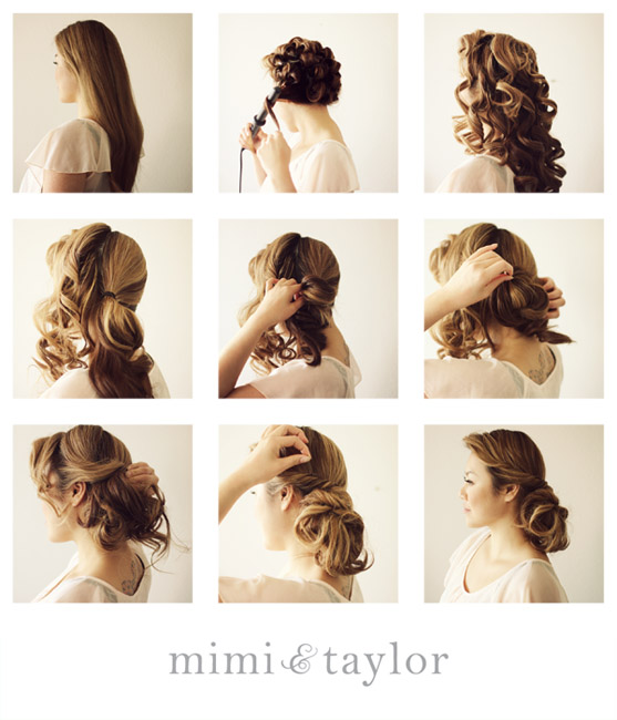 Graceful Hairstyle Tutorial