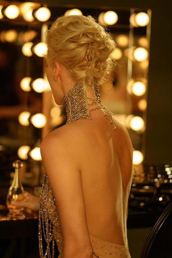 Gorgeous Updo Wedding Hairstyle