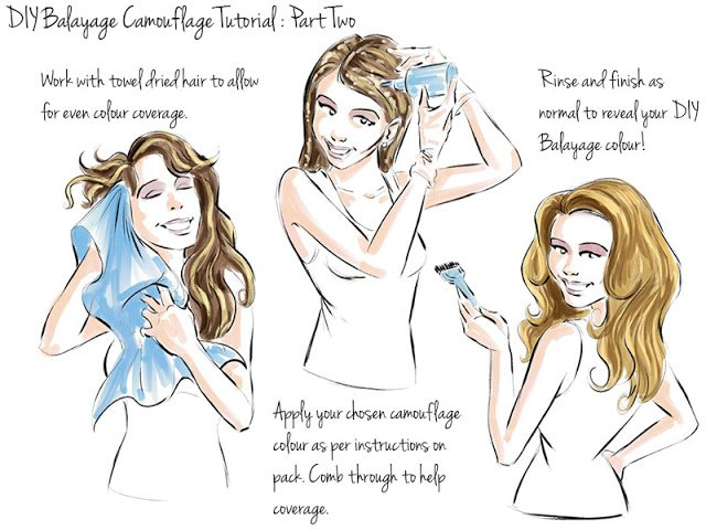 Useful Tips for Coloring Your Hair at Home - Pretty Designs