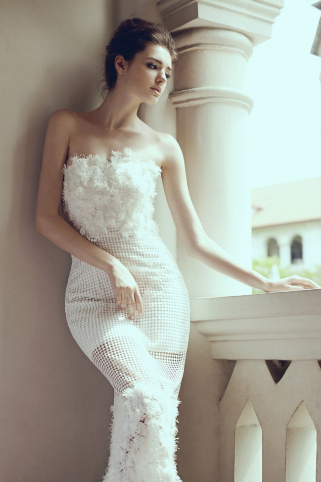 Jessicacindy Bridal 2014 Collection Odette