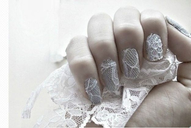 20 Fabulous Wedding Nail Designs 2019 - Nail Designs voor bruiloft
