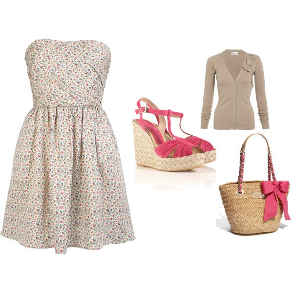 Lovely Dress Outfit for Sweeties