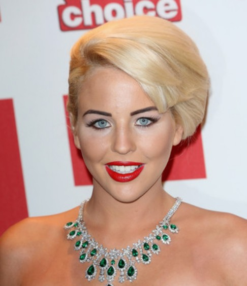 Lydia Bright French Twist/Getty Images