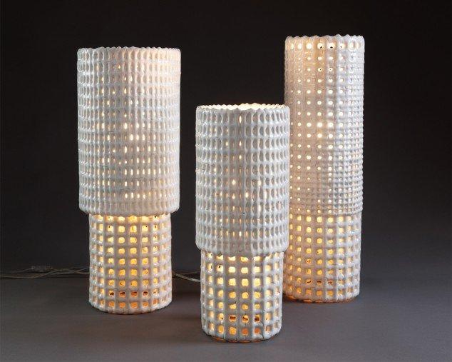 Mesh Lamps
