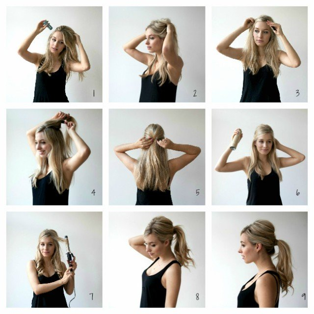 Watch Learn How to Do This Messy Chignon All ByYourself video