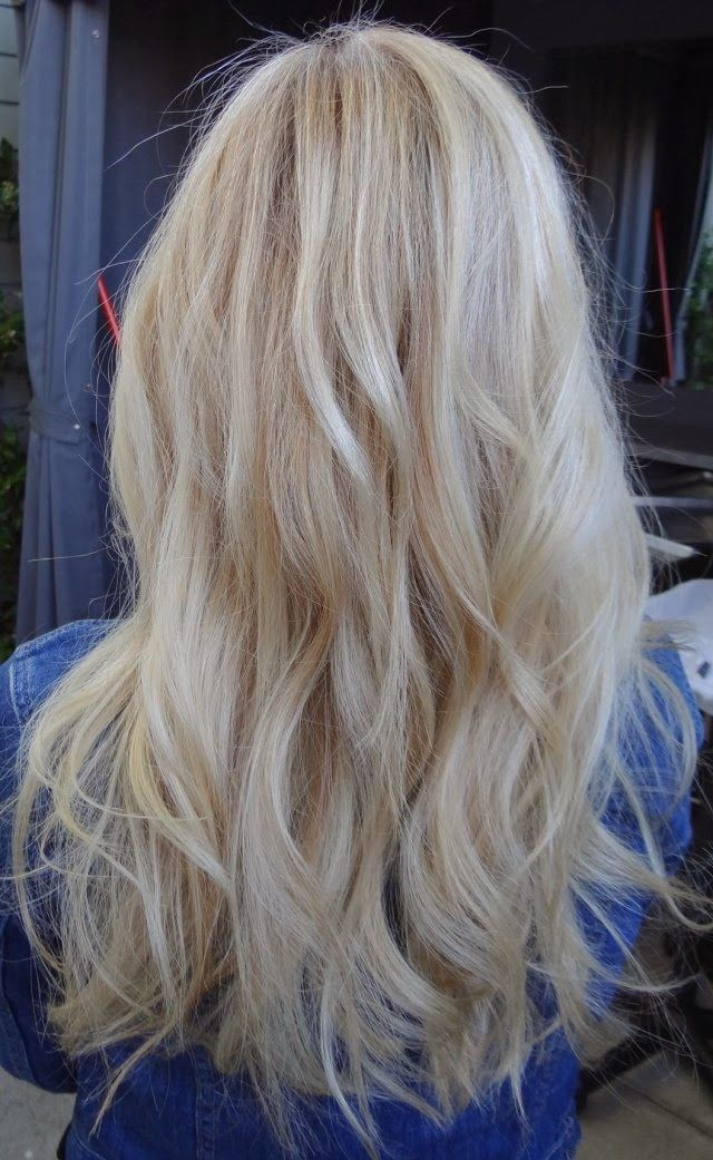 Summer Hair Color to Try: Blonde | Pretty Designs