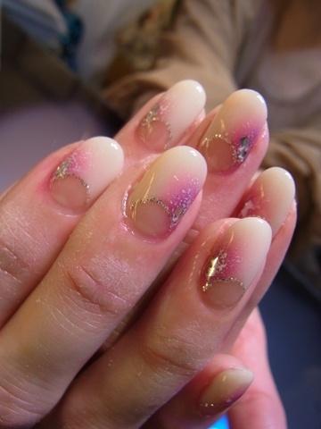 Nude Gel Nails