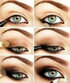 Ombre Eye Makeup Tutorial