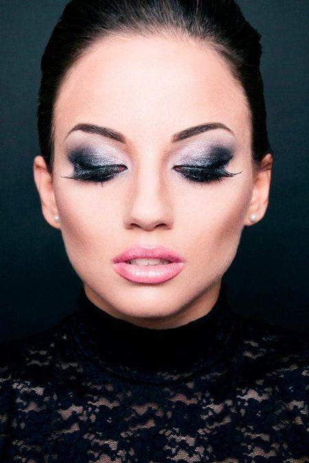 Ombre Eye Makeup