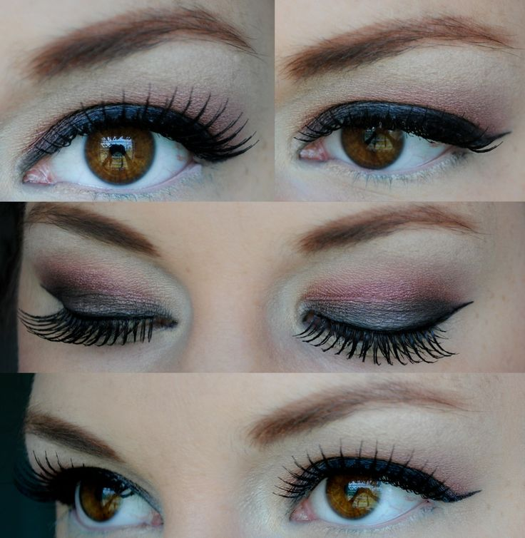 Ombre Eyes for Wedding Makeup