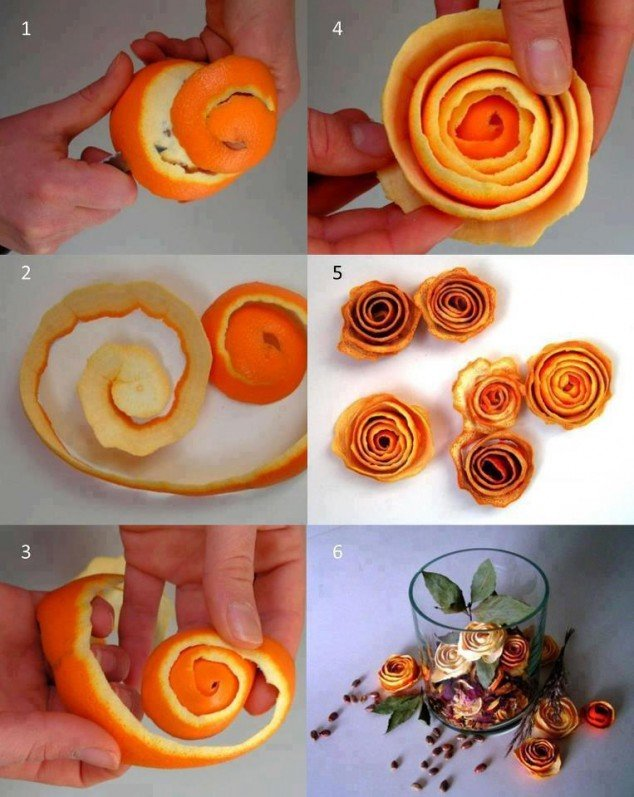 Orange Decoration