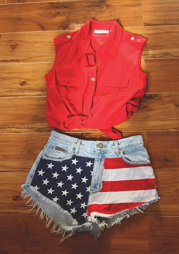 Patriotic Outfit to Try