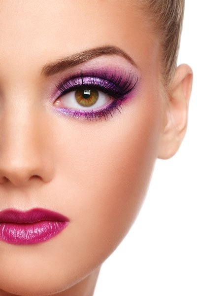 25 Beautiful Pink Eye Makeup Looks For 2019