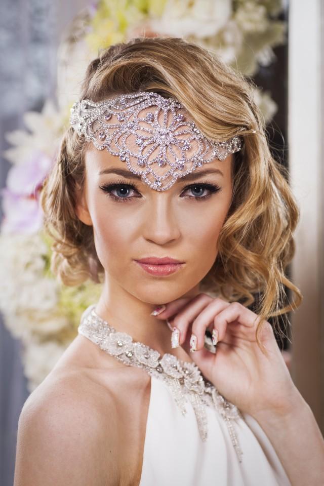 Pretty Head Pieces for Brides