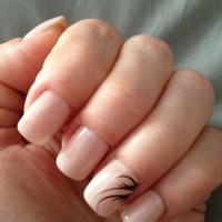 Pretty Nude Nails