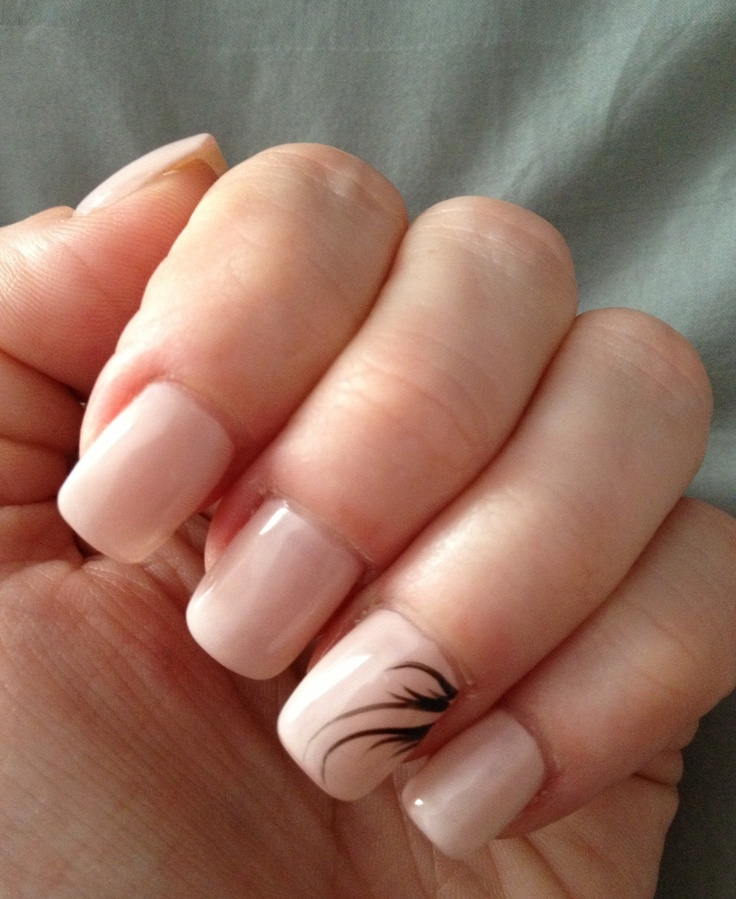 Nail art to try nude nails pretty designs pretty nude nails prinsesfo Choice Image