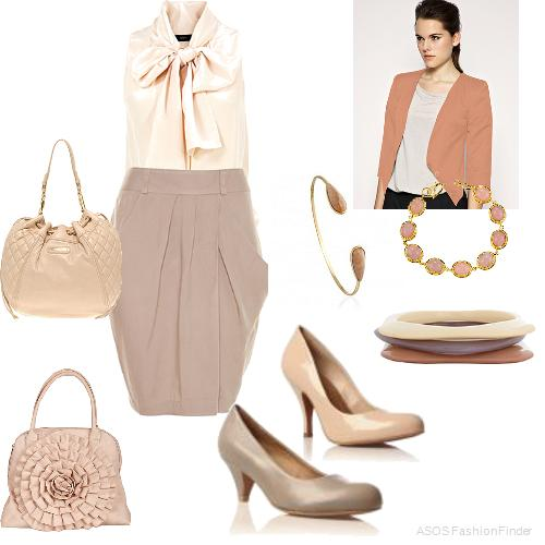 Suitable And Fashionable Outfits For Office Ladies Pretty Designs