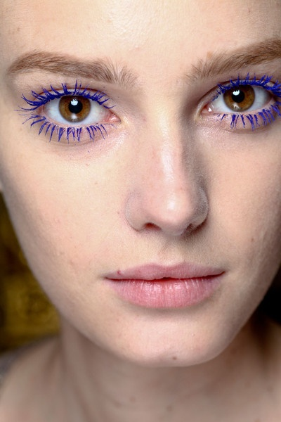 12 Ways To Teach You How To Apply Colored Mascara Pretty