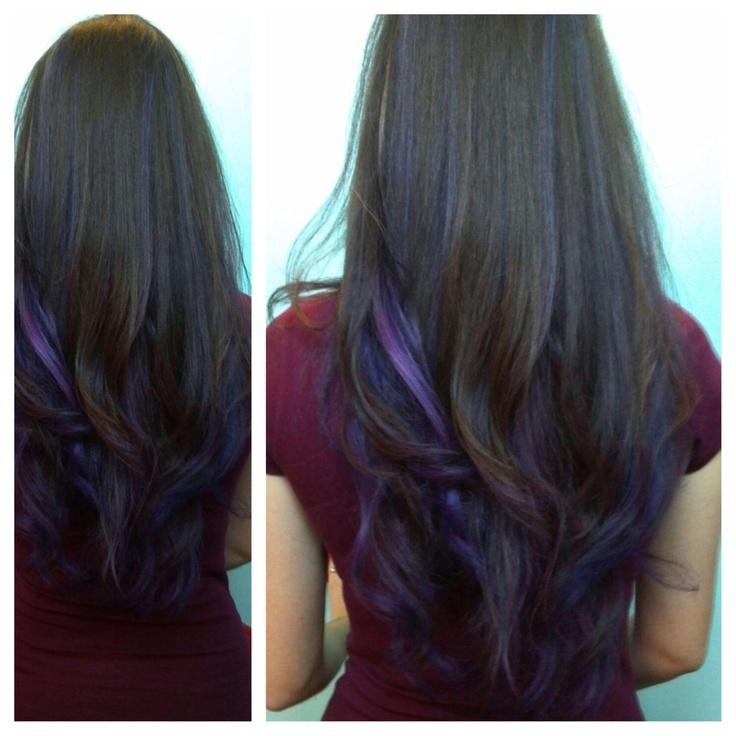 Purple Ends