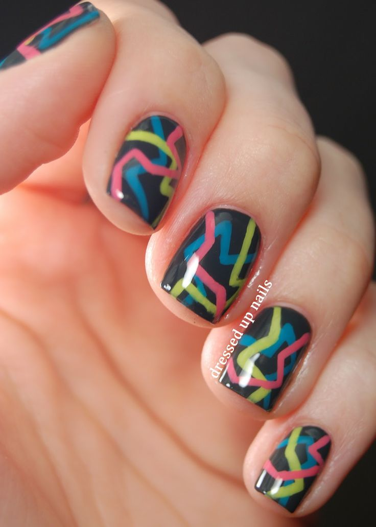 12 Best Nail Arts For Party Pretty Designs