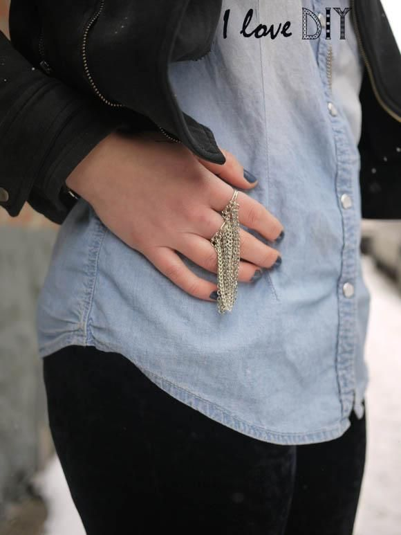 Rings with Chain
