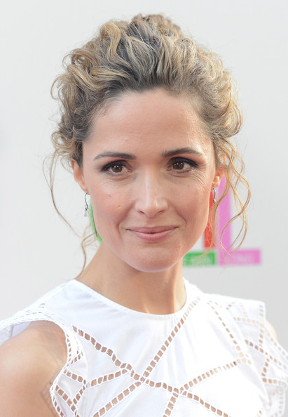 Rose Byrne French Twist/Getty Images