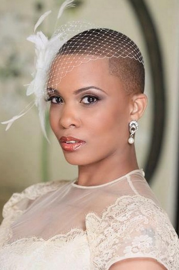 Chic short wedding hairstyles pretty designs short wedding hairstyle junglespirit Images