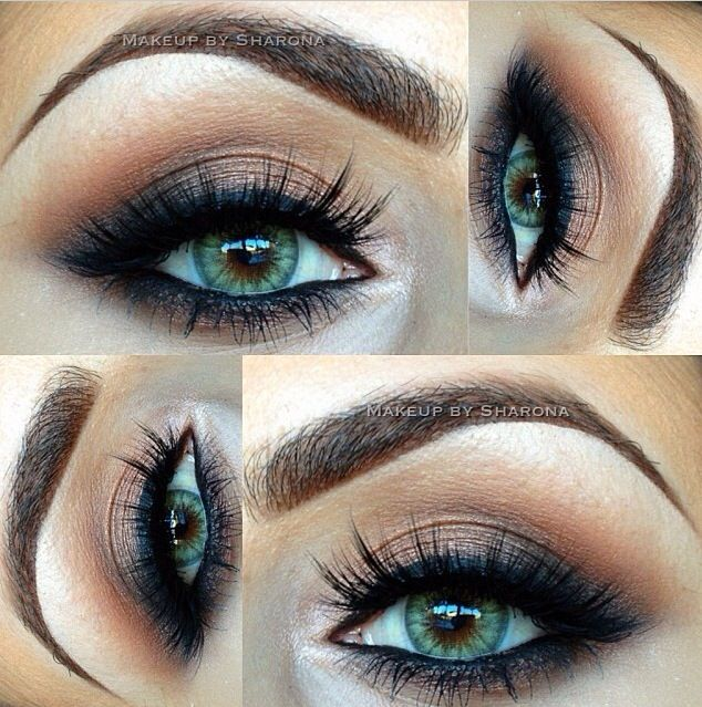 14 Overwhelming Smokey Eye Makeup Looks And Tutorials Pretty Designs