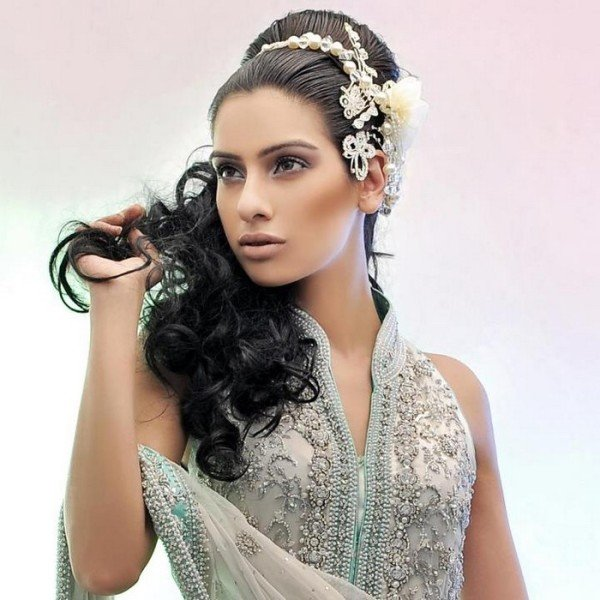 Sophisticated Wedding Hairstyle