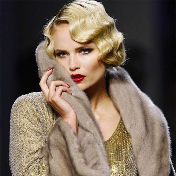 Incredible It Girl Style Vintage Curly Hairstyles Pretty Designs Short Hairstyles Gunalazisus