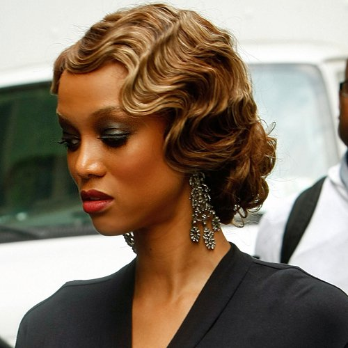 Fantastic It Girl Style Vintage Curly Hairstyles Pretty Designs Short Hairstyles For Black Women Fulllsitofus