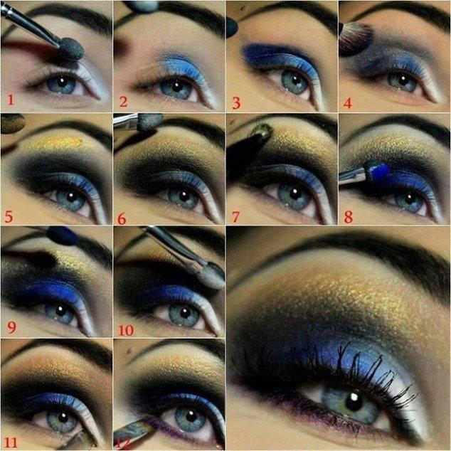 20 Beautiful Makeup Tutorials For Blue Eyes Pretty Designs