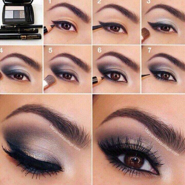 Professional u0026 Glamorous Eye Makeup Tutorials - Pretty Designs