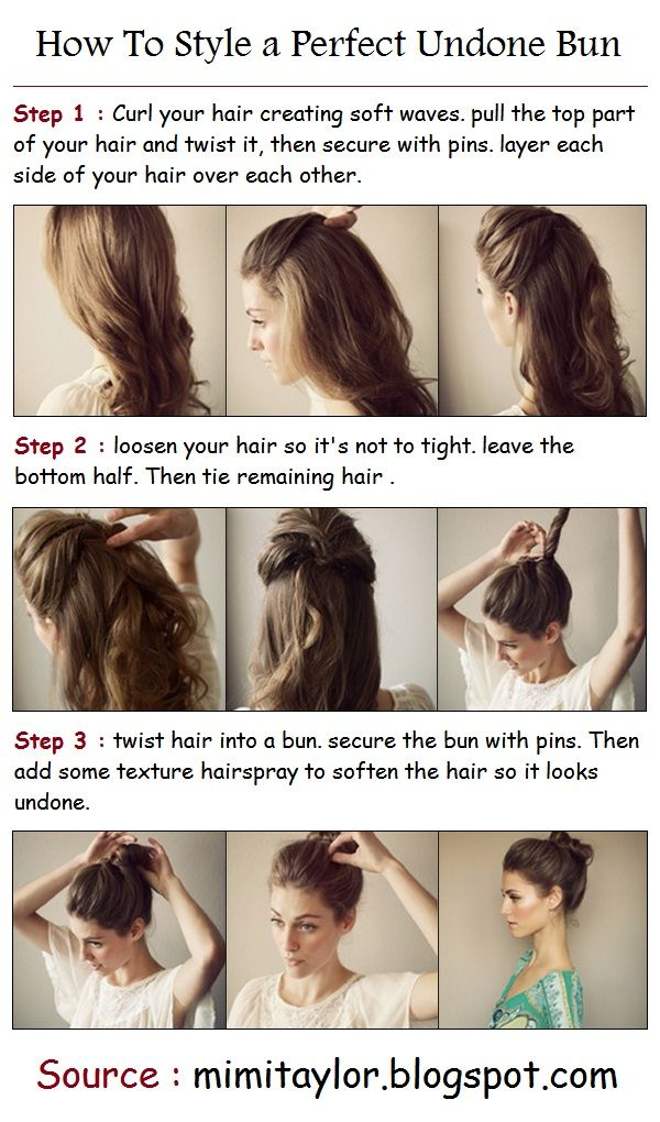 10 Top Buns To Glam A Summer Look Pretty Designs