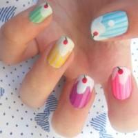Tasty Cupcake Nails