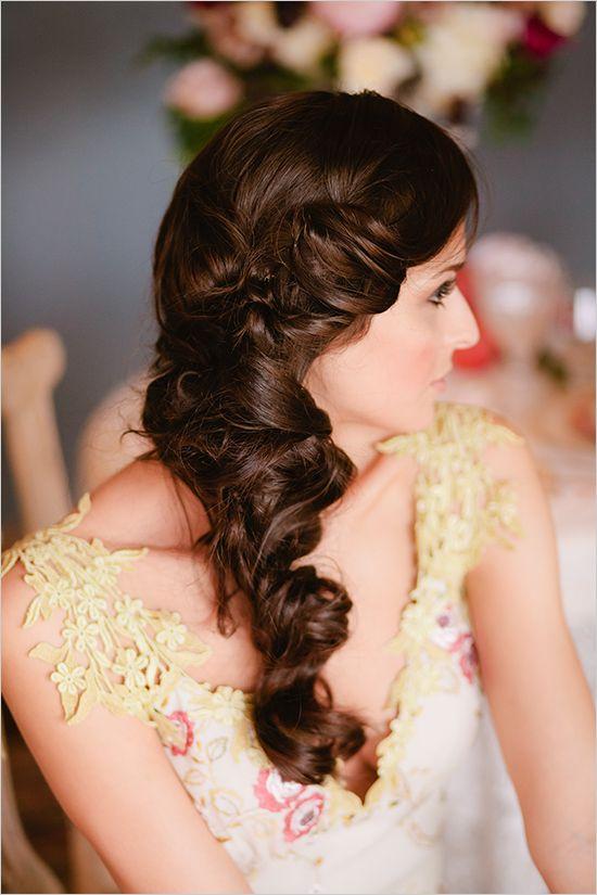 Pleasant 15 Romantic Bridal Hairstyles For The Season Pretty Designs Hairstyles For Women Draintrainus