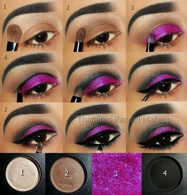 13 Amazing Step by Step Eye Makeup Tutorials to Try ...