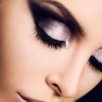 Winged Smokey Eye Makeup Look
