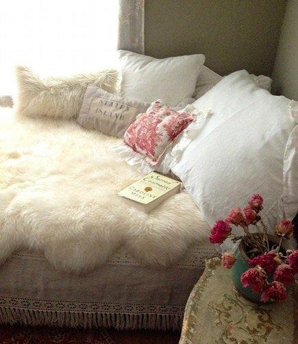 Winter Bedroom Fluffy Blanket