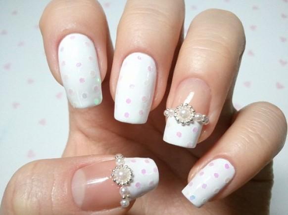 20 Gorgeous Royal Nail Designs For Wedding 2017