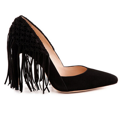Alexandre Birman Black Pumps