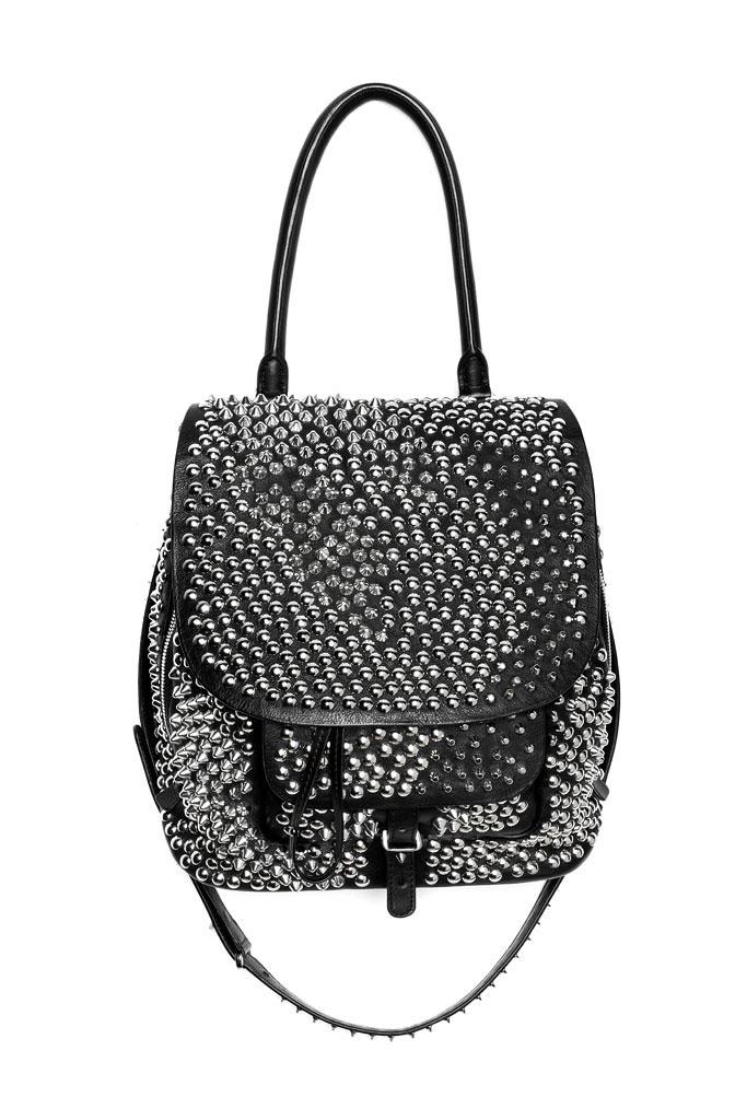 Barbara Bui Edgy Shoulder Bag