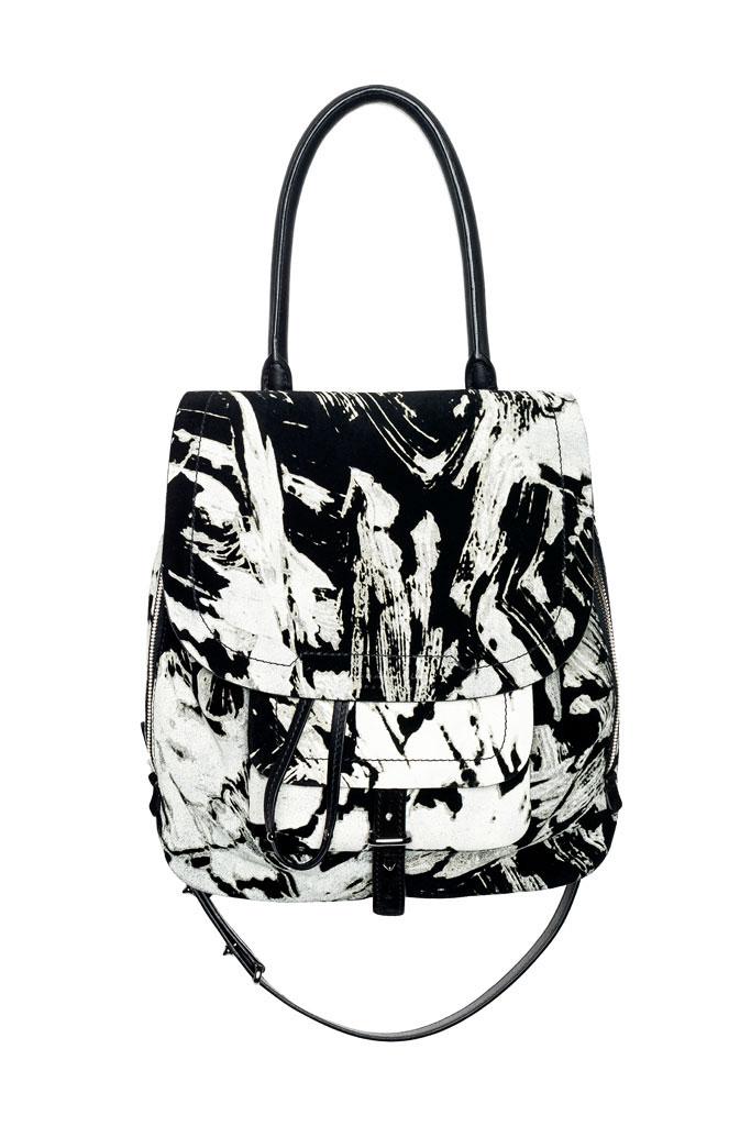 Barbara Bui Printed Shoulder Bag