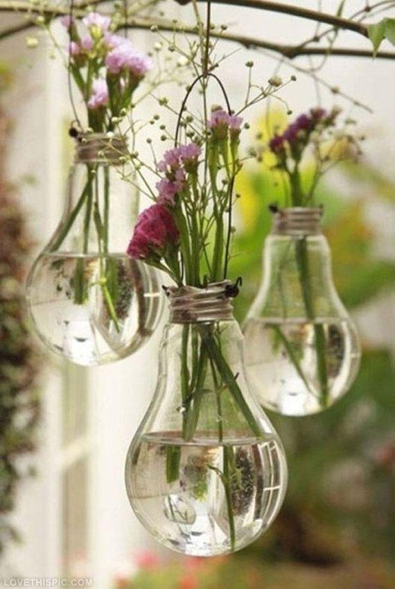 Beautiful Bulb Decoration